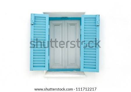 Greek Style windows