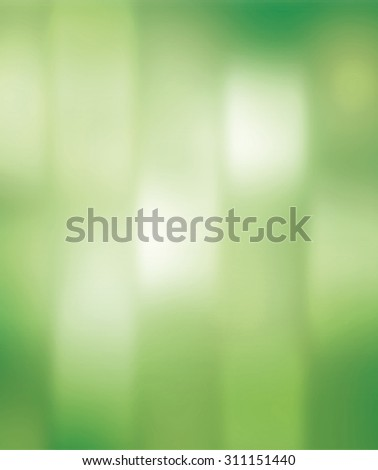 Green abstract background - stock photo