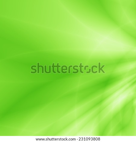 Green abstract illustration web bright unusual background - stock photo
