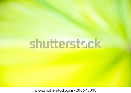 Green and yellow abstract background with lighting effect - stock photo