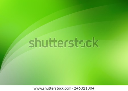 Green background and background abstract