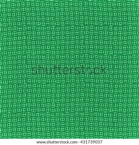 green background  based on a synthetic fabric texture