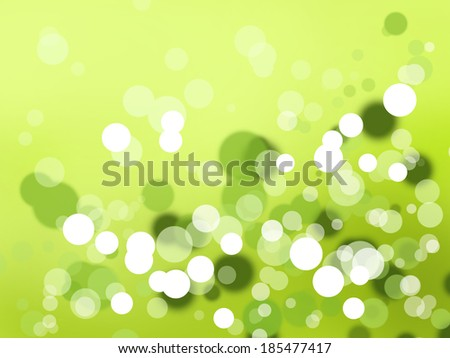 Green background for graphic designs