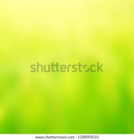 Green background, Green blurred background, Green and yellow natural background, abstract green background, green texture, green light, Abstract Green de focused Natural Background, Green colorful - stock photo