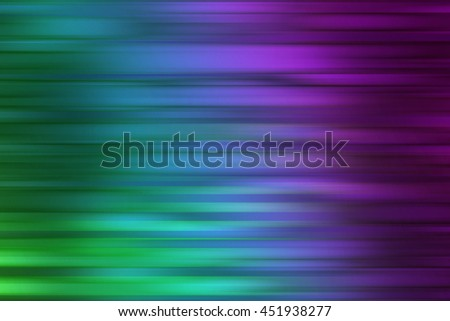 Green, blue and purple colors used to create abstract background