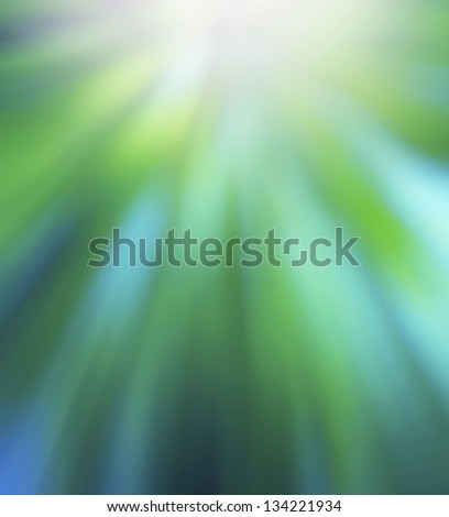 green blue background for multipurpose - stock photo