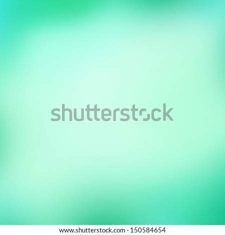 green blue background gradient  - stock photo
