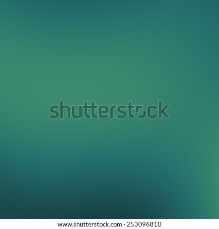 green blur background - stock photo