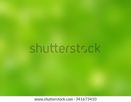 Green blur  nature background and wallpaper - stock photo