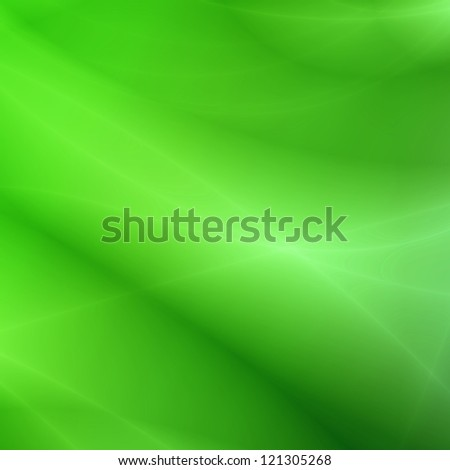 Green bright background abstract pattern design - stock photo