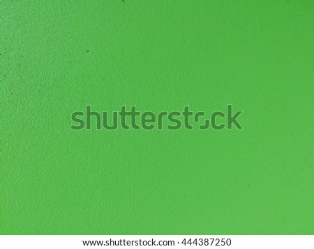 Green cement wall texture background - stock photo