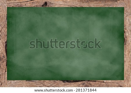 green chalk board background texture:blackboard concept with copy-space.backdrop of academic school for design,decorate,type,banner,template:draw/writing idea creative on display picture:educated - stock photo
