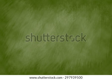 Green chalk board background textures ,blackboard concept with blank space. - stock photo