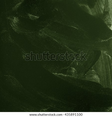 Green Chalkboard Background./Green Chalkboard Background. - stock photo