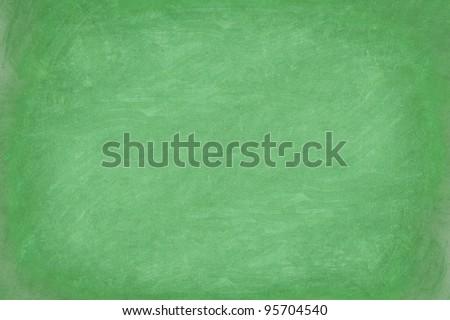 green chalkboard blackboard texture background closeup well textured closeup texture of blank empty green
