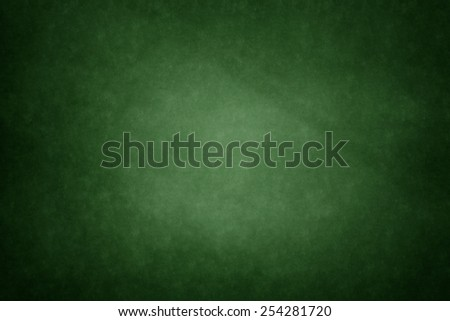 Green chalkboard for background - stock photo