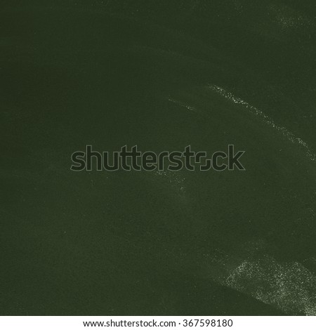 Green Chalkboard Texture./ Green Chalkboard Texture - stock photo