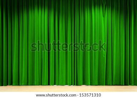 Green Curtain