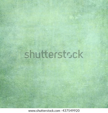 Green dirty background. Beautiful wallpaper suitable for various types of design