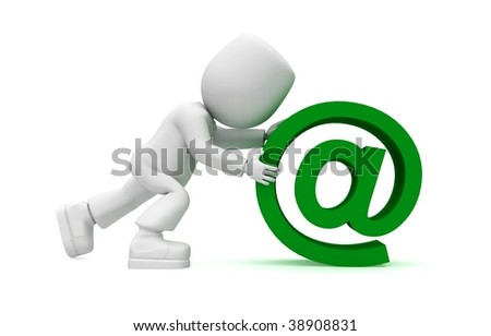 green email?