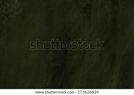 Green Empty Chalkboard./ Green Empty Chalkboard - stock photo