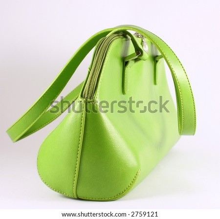 green gag - stock photo