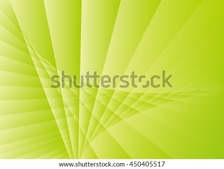 green geometry background