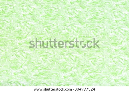 Green glowing background  - stock photo