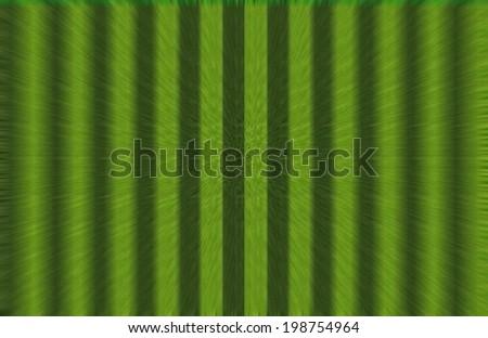 Green grass soccer field background - stock photo