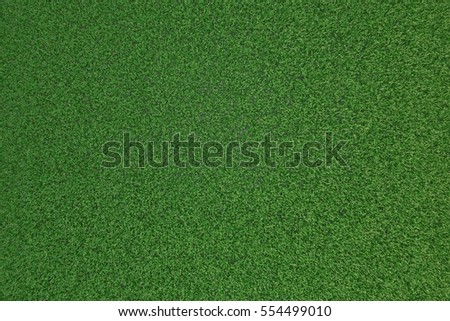 Green grass texture background 3D render