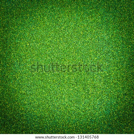 Green grass texture for background - stock photo