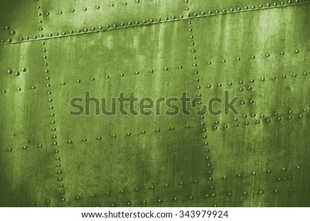 green  grunge dirt metal texture or background