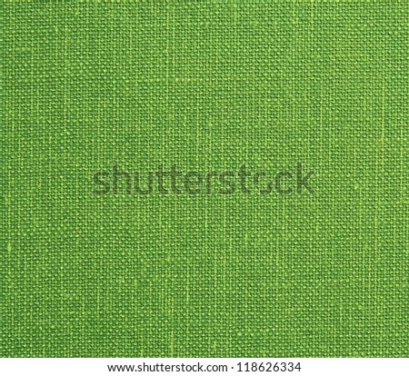 green hardcover book texture - stock photo