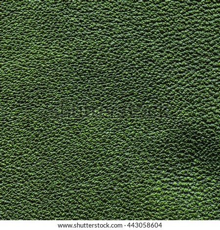 green leather texture. Useful for background
