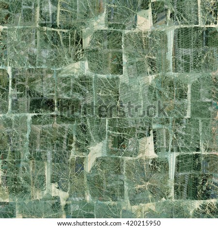 Green marble - stock photo