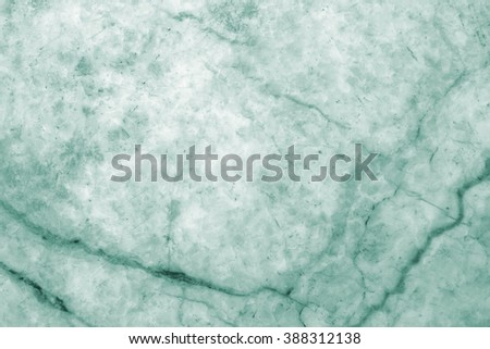 Green marble pattern texture abstract background / texture surface of marble stone from nature / can be used for background or wallpaper - stock photo