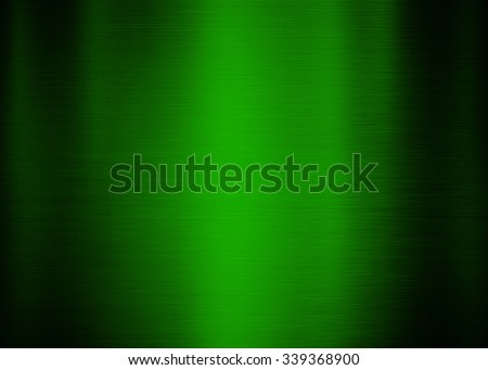 Green metal background - stock photo