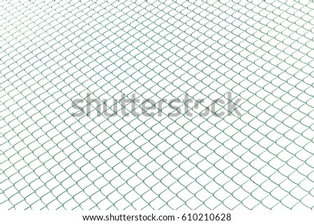 Green metal net