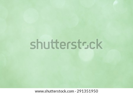 Green Mint  Bokeh Background/Green Mint Bokeh Background - stock photo