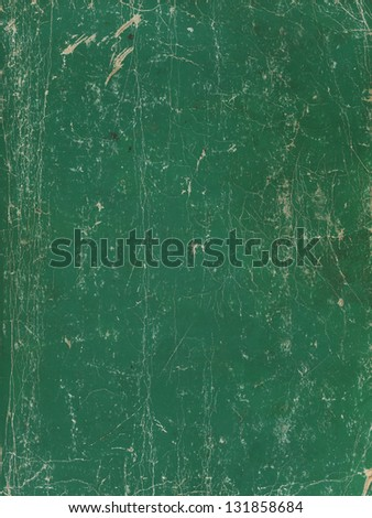 green old paper - stock photo
