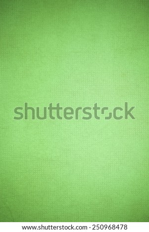Green recycling paper background. - stock photo