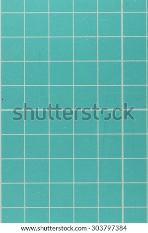 Green rubber texture - stock photo