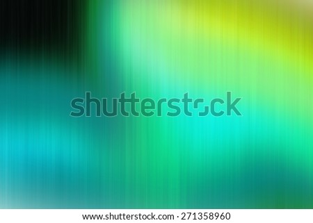 green smooth abstract colorful background with vertical speed motion lines - stock photo