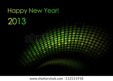 """green """"snake"""" background (2013-year of the snake) - stock photo"""