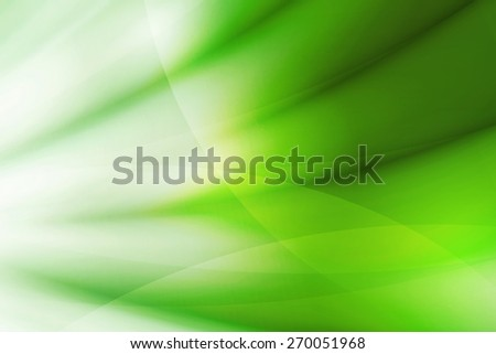 green technology abstract background - stock photo