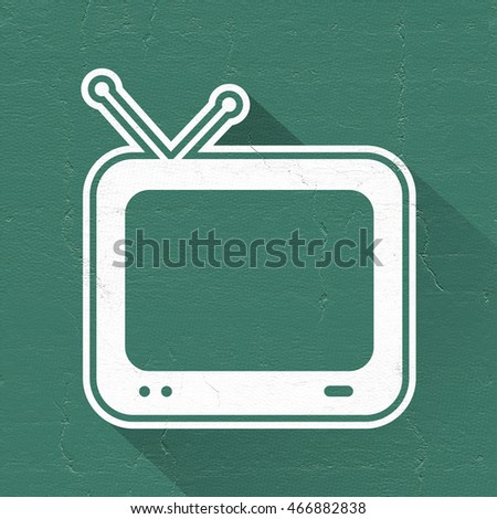 green television icon