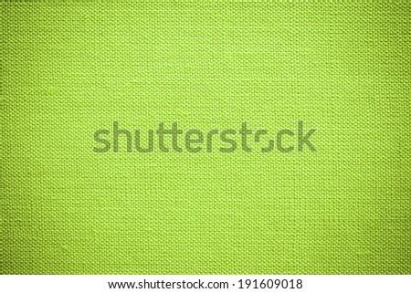 Green Textile Background./ Green Textile Background. - stock photo