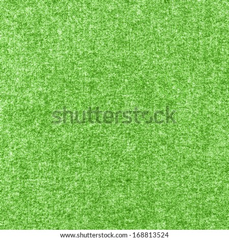 green textile textured background