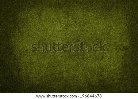 Green texture with vignette and brighter center