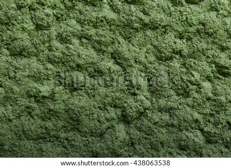 Green Textured Background - stock photo
